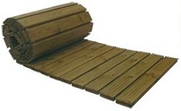 Wood Mats